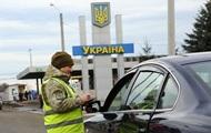На западной границе Украины исчезли очереди