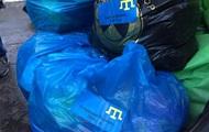 Стало известно, что волонтеры передали украинским морякам