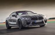 З'явилися фото потужного спорткупе BMW M8