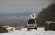 Сепаратисты передали тело погибшего бойца ВСУ