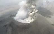 Ученые запустили дрон над активным вулканом в Перу