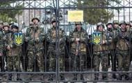 В воинской части под Киевом массово отравились солдаты