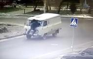 В Ивано-Франковске пьяный водитель сбил пешехода