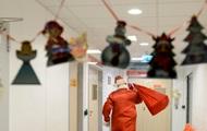 В Виннице власти отменили Деда Мороза