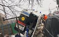 У Житомирі швидка потрапила в ДТП: сім постраждалих