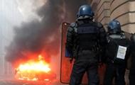 Протесты в Париже: 30 раненых, тысяч задержанных