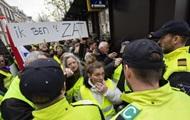 """В Нидерландах прошла акция протеста """"желтых жилетов"""""""