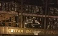У Хмельницькому пошкодили меморіал героям Небесної сотні