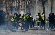 Протесты во Франции: задержаны 1726 человек