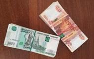 Украинец ехал в РФ с миллионом рублей в ботинках