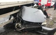 Под Полтавой в ДТП погибли два человека