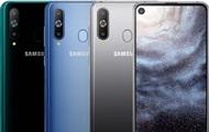 """Samsung показал свой смартфон с """"дырой"""" в экране"""