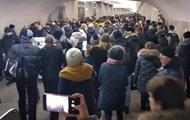 Тиснява і черги: у московському метро сталися збої
