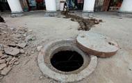 В Киеве в канализации нашли труп