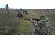 В Херсонской области начались тактические военные учения