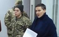 Савченко обновит свой рекорд по сухой голодовке