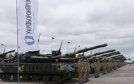 Украина падает. Рейтинг производителей оружия
