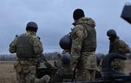 За минувшие сутки на Донбассе ранены два военных