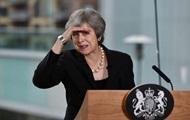 Мэй удержалась в партии, но удержится ли её правительство?