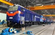 Укрзализныця начинает эксплуатацию первых локомотивов General Electric