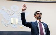 Google - зло. Глава компании отчитался в конгрессе