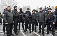 Турчинов рассказал, что дало военное положение
