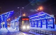 В Киеве на выходных закроют движение скоростного трамвая