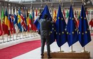 РФ - санкции, Украине - похвала. Саммит Евросоюза