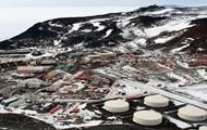 На станции в Антарктике погибли два человека