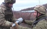 У штабі ООС показали відео розмінування водопроводу на Донбасі