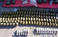 У украинцев в 2018 году изъяли почти пять тонн взрывчатки