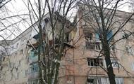 Из-за взрыва в Фастове отселяют жильцов 70 квартир