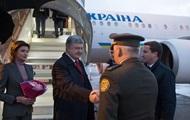 Перелет Порошенко в Бельгию обошелся в 1,4 млн гривен