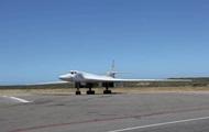 Российские ракетоносцы улетели из Венесуэлы