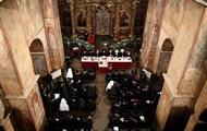 З'явилося фото засідання Об'єднавчого собору