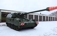 Германия начала поставки самоходных гаубиц в Литву