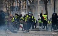Протесты желтых жилетов во Франции: названы убытки