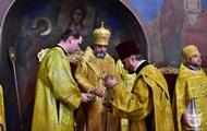 Перешедший в ПЦУ митрополит Симеон продолжает служить в соборе УПЦ МП