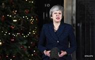 Парламент Британии отказался обсуждать вопрос о недоверии Мэй - СМИ