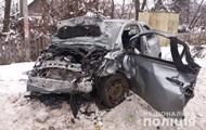 Под Житомиром столкнулись два авто: есть жертвы