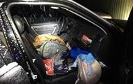 В Ровно полицейские с погоней и стрельбой задержали водителя