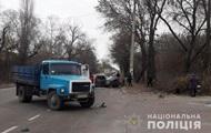 В Донецкой области из-за ДТП авто отбросило на пешехода, есть жертвы