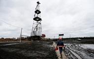 В Украине выросла частная добыча газа