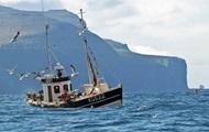 В Испании утонули два рыболовецких судна