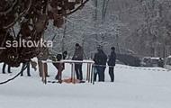 В Харькове нашли труп возле школы