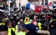 Во Франции задержали организатора протестов