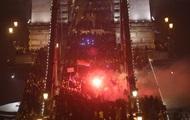 В Будапеште протестовали из-за трудовой реформы