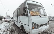 В Киеве мужчина умер в маршрутке