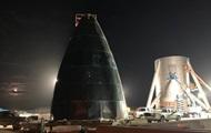 SpaceX показала ход строительства звездолета