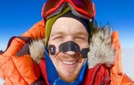 Американец впервые в одиночку пересек Антарктиду